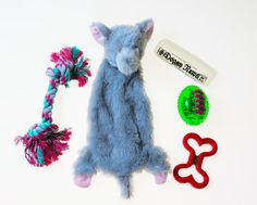 All Size Dog Toy Gift Set. 6 Pieces.  FREE SHIPPING. - Adog.co  - 1