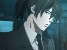 Hot Anime Boy, Anime Guys, Manga Art, Manga Anime, Ginoza Nobuchika, Cyberpunk Anime, We Heart It, Psycho Pass, Manhwa Manga