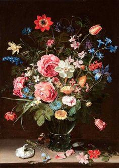 Clara Peeters, Flowers