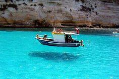 スペイン・ランペドゥーザ島