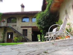 The Garden of Cascina Martina