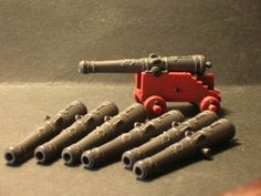 Leaf Blower, Cannon, Outdoor Power Equipment, Miniatures, Garden Tools