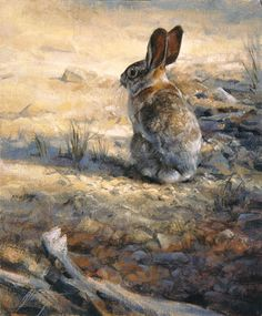 North American Wildlife artist Edward Aldrich at edwardaldrich.com