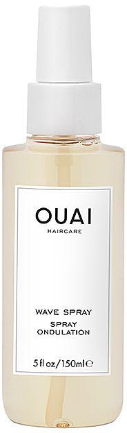 I love the OUAI skin care line! Their Wave Spray in Neutral is definitely a favorite!   Pinterest // EllDuclos  #affiliatelink