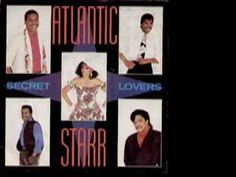 Atlantic Star - Secret Lovers  I <3 Atlantic Star. They put out some pretty good songs.