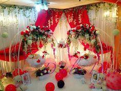 Pelamin buaian berendoi, cukur jambul dan pakej aqiqah. Juga decoration naming ceremony. FB: D'alis Deco Instagram: alisdeco