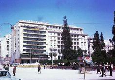 Athens 1965 Acropolis, Athens Greece, Nostalgia, Greek, Street View, Memories, City, Places, Pictures