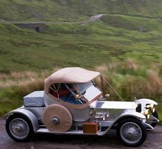 1909 Balloon Car Quick-Silver by Grosvenor (chassis1122)