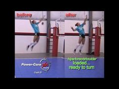 Volleyball Power Hitting Improvements need to show girls on how to hit correctly!