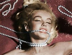 Bid now on Marilyn Monroe with Pearls, Red Tint (from The Last Sitting) by Bert Stern. View a wide Variety of artworks by Bert Stern, now available for sale on artnet Auctions. Boujee Aesthetic, Bad Girl Aesthetic, Aesthetic Vintage, Aesthetic Pictures, Blonde Aesthetic, Bert Stern, Robert Mapplethorpe, Black And White Aesthetic, Burgundy Aesthetic