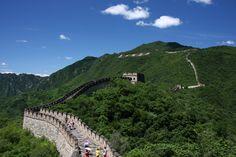慕田峪长城 Mutianyu Great Wall
