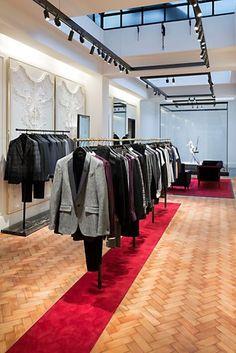 Savile Row's best tailors: Alexander McQueen | 9 Savile Row | British GQ