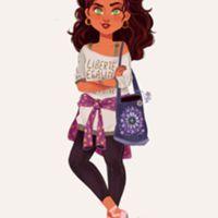Esmeralda, a bailarina
