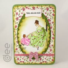 Mother's day card, 2014 Dee Dee, I Card, Lunch Box, Day, Frame, Home Decor, Happy Mothers Day, Picture Frame, Decoration Home