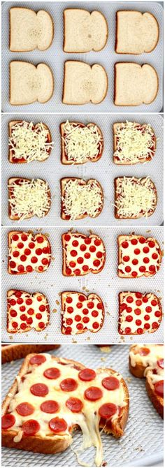 Quick and easy pizza toast is one of our favorite recipes to make for a busy weeknight dinner or a satisfying after-school snack. Everyone l...