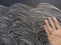 10 Examples of Finely Cut Paper Art from Maude White