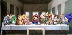 The last gamer dinner