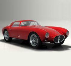 Maserati Pininfarina Berlinetta | Flickr - Photo Sharing! #maserativintagecars