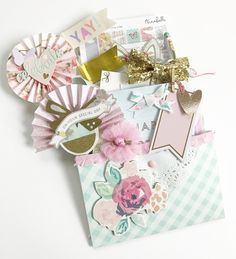 SNAIL MAIL LOADED ENVELOPE