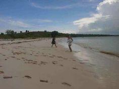 lombok tour to pink beach Wisata ke Pantai Pink Lombok