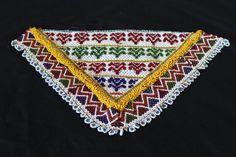 parche cuentas india bordado a mano decorar por azulcasinegro