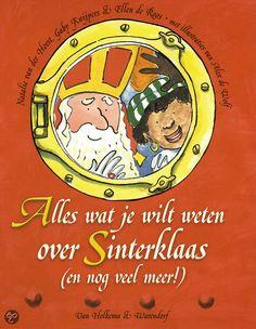 Alles wat je wilt weten over Sinterklaas, Auteurs : Natalie van der Horst, Gaby Kuijpers. Co-auteur : Ellen de Roos. Illustrator : Alex de Wolff