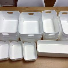 100均セリアおすすめ収納アイテム8選☆コーディネート実例も合わせてご紹介♪ | folk Plastic Container Crafts, Recycle Plastic Bottles, Reuse Bottles, Recycled Bottles, Konmari, Diy Recycle, Pantry Organization, Diy Home Crafts, Kitchen Storage