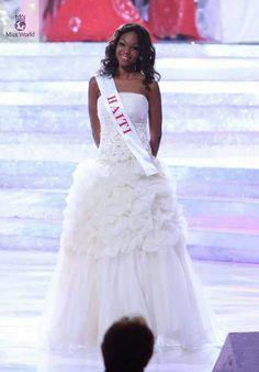 Miss world Haiti 2013