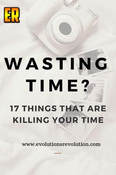 Wasting Time: Today we will be sharing the 17 Ways You are Killing Your Time and how can you fix this issue. FAQ about Wasting Time is also included. Wasting Time Quotes, Time Wasters, Organize Your Life, Time Management Tips, Life Goals, Book Recommendations, Self Improvement, Personal Development, How To Find Out
