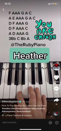 Piano Sheet Music Letters, Piano Music Easy, Clarinet Sheet Music, Music Chords, Piano Music Notes, Piano Tutorial, Piano Lessons, Flute, Random