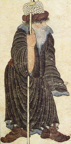 Haji Mohammad Heravi (Mohammad Siah Ghalam)   Flickr - Photo Sharing! Islamic World, Islamic Art, Iranian Art, Byzantine Icons, Oriental, Central Asia, Illuminated Manuscript, North Africa, Vintage Images