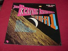 John Keating Incorporated:  Hits in Hi-Fi   UK 1974  Studio 2 Stereo  LP