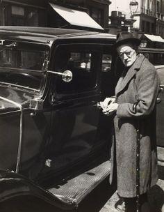James Joyce, 1938 - by Gisele Freund #O.Lettera-Ti @Libriamo Tutti