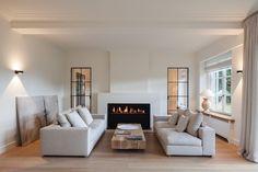 B+ Villas Renovation Interiors - Renovatie van een Frans klassieke villa in Oud-Heverlee - Hoog ■ Exclusieve woon- en tuin inspiratie.