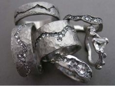 Bridal rings, by Todd Pownell
