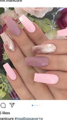 Karamell-Käsekuchen-Dip – Nageldesign – – Beauty Nails - Nagel Caramel Cheesecake Dip Nail Design # Caramel Cheesecake Dip # Nail Design Beauty Nails Aycrlic Nails, Cute Nails, Hair And Nails, Nail Nail, Top Nail, Best Acrylic Nails, Acrylic Nail Designs, Pink Nail Designs, Acrylic Nails With Glitter