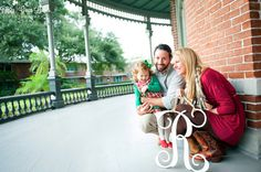 Holiday Family Session | University of Tampa