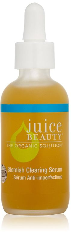 Juice Beauty Blemish Clearing Serum, 2 fl. oz. * This is an Amazon Affiliate link. Details can be found by clicking on the image.