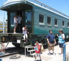 It's All About the Trains - Arizona Railway Day: Arizona Railway Museum - Hours, Admission, Location