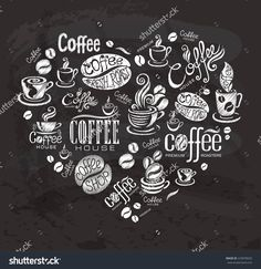 stock-vector-coffee-labels-design-elements-on-the-chalkboard-225878020.jpg (1500×1546)