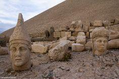 Headless Gods of Mount Nemrut - Turkey