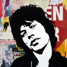 Rolling Stones Logo, Psychedelic Music, Draw On Photos, Drawing Portraits, Drawings, Mick Jagger, Stone Art, Ink Art, Rock N Roll
