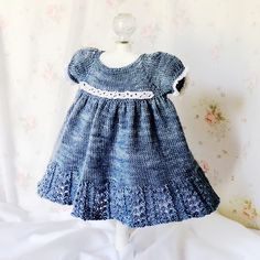 Ravelry: Sweet Suzi Dress pattern by Betty Fay Wallace