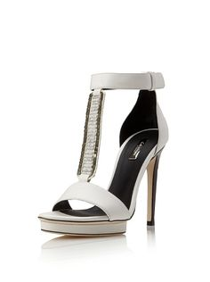 Calvin Klein Collection Women's Kiara T-Strap Platform Sandal at MYHABIT