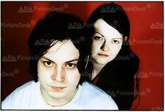 Jack White and Meg - The White Stripes