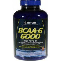 MRM BCAA+G e glutamina