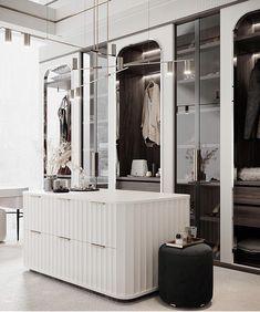 Wardrobe Room, Room Closet, Armoire, Closet Layout, Luxury Closet, Wardrobe Design, Closet Designs, Cool Rooms, Apartment Design