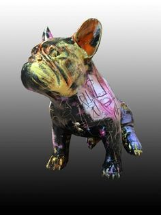 Image result for julien marinetti gold/pink frenchie