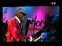 "Ray Charles, Chaka Khan and George Benson ""This Masquerade"" LIVE, 1991"