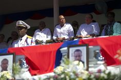 Michel Martelly runs Haiti without a Parliament and has been accused of protecting a network of friends who have been arrested on charges like murder and drug trafficking.